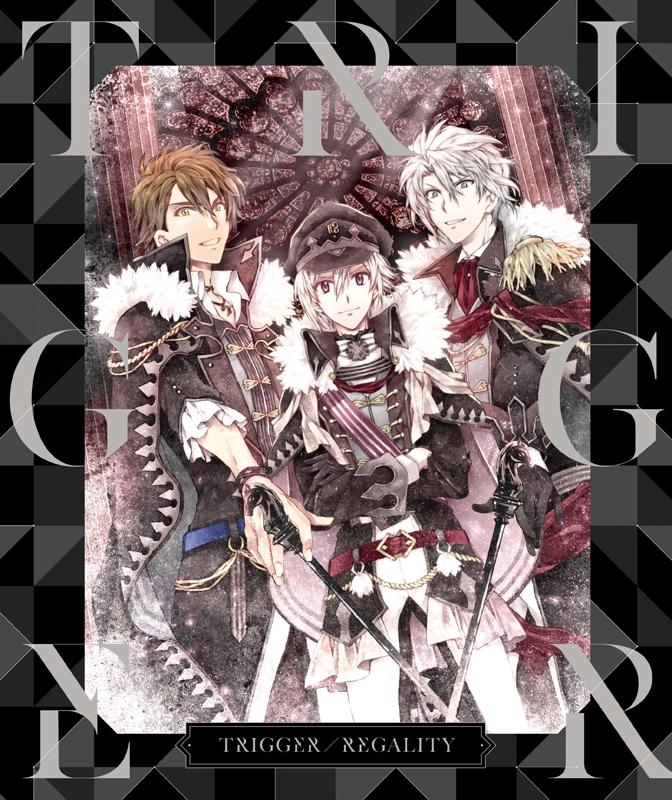 【アルバム】ゲーム アイドリッシュセブン TRIGGER 1stフルアルバム「REGALITY」 豪華盤