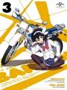 【Blu-ray】TV ばくおん!! 第3巻 初回限定版の画像