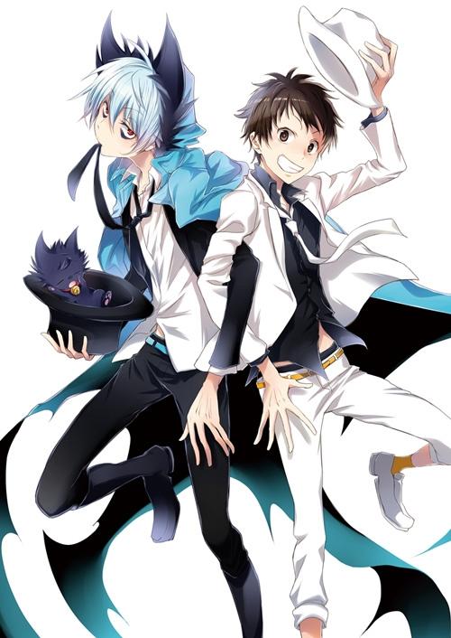 【Blu-ray】TV SERVAMP-サーヴァンプ- 第1巻