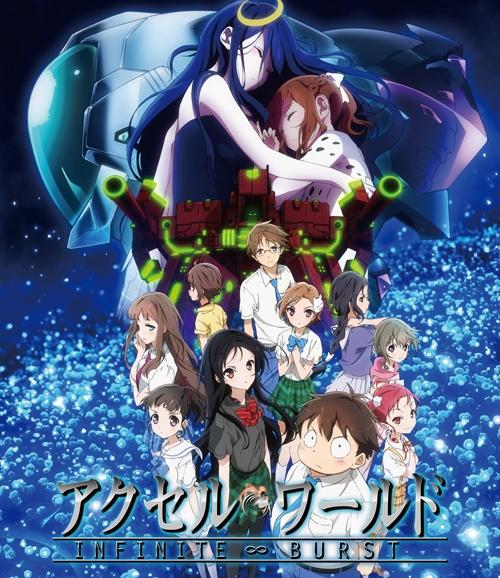 【Blu-ray】劇場版 アクセル・ワールド -インフィニット・バースト- 通常版