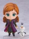 【アクションフィギュア】アナと雪の女王2 ねんどろいど アナ Travel costume Ver.の画像