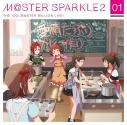 【キャラクターソング】THE IDOLM@STER MILLION LIVE! M@STER SPARKLE2 01の画像