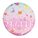 【グッズ-バッチ】マギアレコード 魔法少女まどか☆マギカ外伝×LISTEN FLAVOR ソウルジェム総柄 缶バッジ PINKの画像