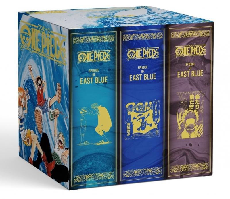 【コミック】ONE PIECE 第一部EP1 BOX・東の海