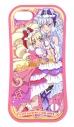 【グッズ-カバーホルダー】HUGっと!プリキュア iPhone7/8ケース キュアマシェリ&キュアアムールの画像