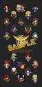 【グッズ-タロットカード】機動戦士ガンダム00 タロットカードブックの画像