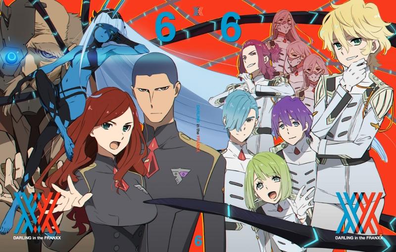 【Blu-ray】TV ダーリン・イン・ザ・フランキス 6 完全生産限定版
