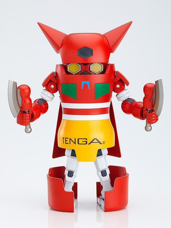 【アクションフィギュア】TENGA☆ロボ×ゲッターロボ ゲッターTENGAロボ