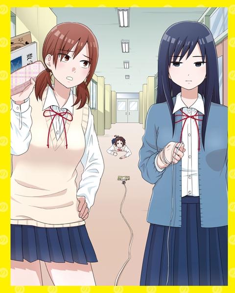 【Blu-ray】TV 女子高生の無駄づかい Vol.1