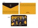 【グッズ-クリアファイル】ディズニー ツイステッドワンダーランド A4サイズ フタ付きクリアファイル 2.サバナクローの画像