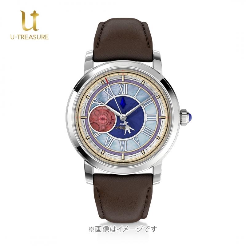 【グッズ-時計】ふしぎの海のナディア コラボレーションウォッチ N-ノーチラス号モデル