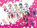 【DVD】TV 美男高校地球防衛部LOVE!LOVE! 1の画像