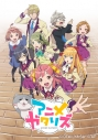 【DVD】TV アニメガタリズ 4巻の画像