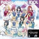 【キャラクターソング】IDOL舞SHOW X-UC Papier Mache IDOL 初回限定盤の画像