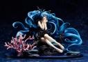 【美少女フィギュア】キャラクター・ボーカル・シリーズ01 初音ミク 深海少女ver. 1/8 完成品フィギュア【再販】の画像