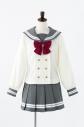 【コスプレ-衣装】ラブライブ!サンシャイン!! 浦の星女学院制服(冬服)/XLの画像