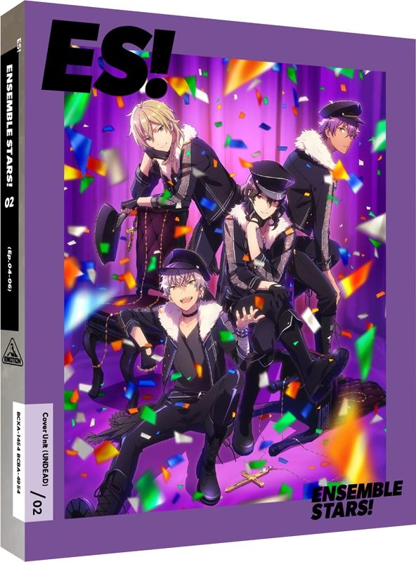 【Blu-ray】TV あんさんぶるスターズ!02 特装限定版