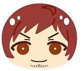 【グッズ-ポーチ】アイドルマスター SideM おまんじゅうふかふかポーチ 1:天道 輝