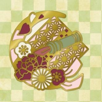 【グッズ-ピンバッチ】鬼滅の刃 ピンズコレクション 竈門禰豆子【アニメイト先行販売】