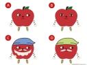【グッズ-マスコット】アイドルマスター シンデレラガールズ りんごろうマスコットコレクションの画像