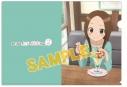 【グッズ-クリアファイル】からかい上手の高木さん2 クリアファイル(喫茶店)【アニメイト限定】の画像