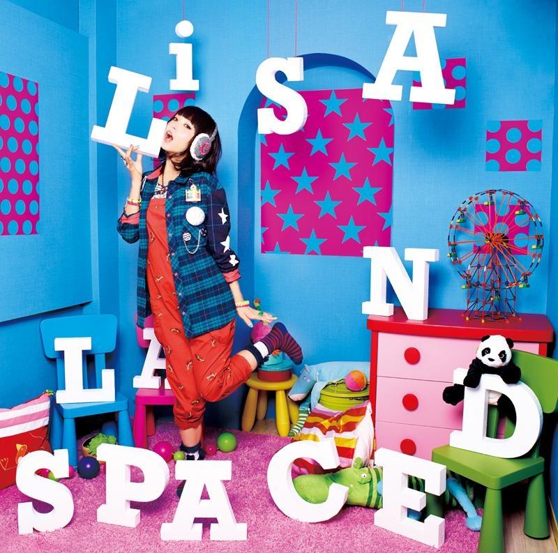 【アルバム】LiSA/LANDSPACE 通常盤