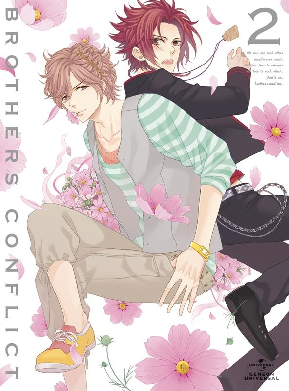 【Blu-ray】TV BROTHERS CONFLICT 第2巻 初回限定版