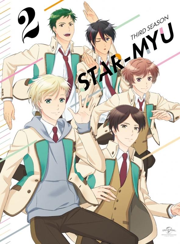 【Blu-ray】TV スタミュ 第3期 第2巻 初回限定版