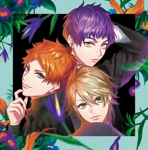 【アルバム】ゲーム A3! ミニアルバム A3! VIVID SUMMER EP
