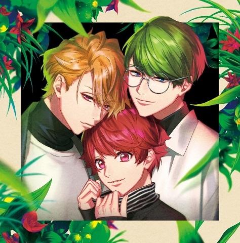 【アルバム】ゲーム A3! ミニアルバム A3! VIVID SPRING EP