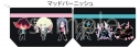 【グッズ-ポーチ】プロメア 合皮ポーチ マッドバーニッシュの画像