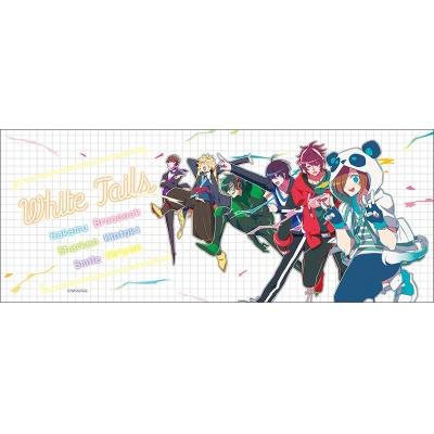 【グッズ-タオル】White Tails【ワイテルズ】 フェイスタオル カバーアート