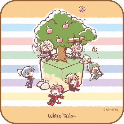 【グッズ-タオル】White Tails【ワイテルズ】 ハンドタオル ゆるわいて
