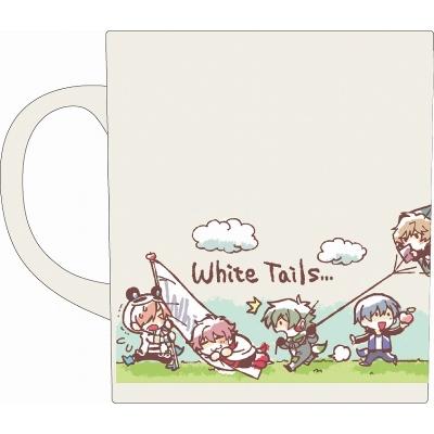 【グッズ-マグカップ】White Tails【ワイテルズ】 マグカップ ゆるわいて