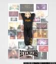 【グッズ-クリアファイル】東京リベンジャーズ REVENGERS CLEARFILE L/BLK 佐野万次郎の画像