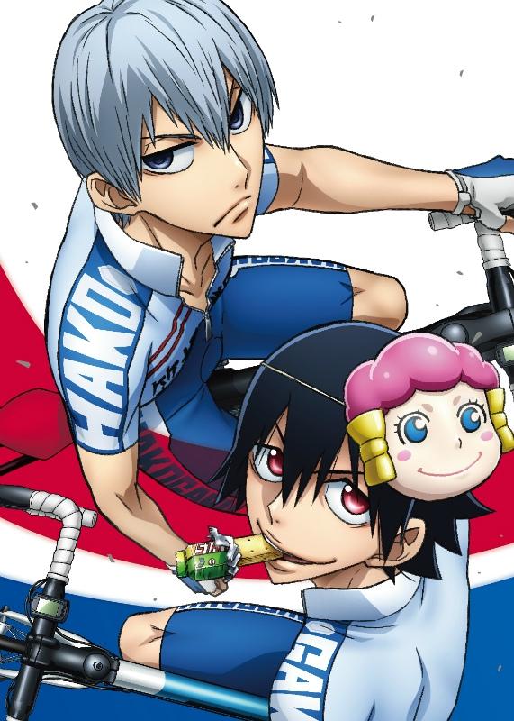 【Blu-ray】TV 弱虫ペダル NEW GENERATION Vol.7