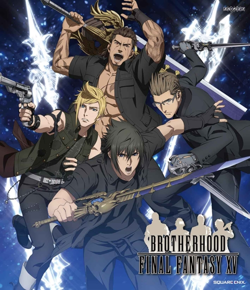 【Blu-ray】BROTHERHOOD FINAL FANTASY XV