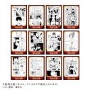 【グッズ-ポストカード】鬼灯の冷徹 トレーディング箔押しポストカード【「カラオケの鉄人」コラボ】の画像