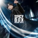 【アルバム】加藤和樹/SPICY BOX 初回限定盤の画像