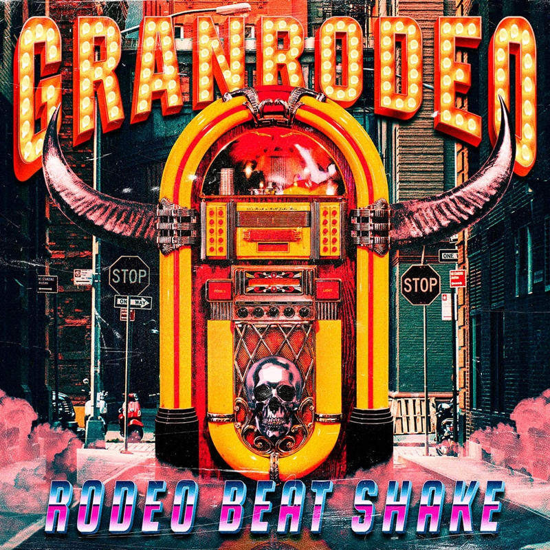 "GRANRODEO/GRANRODEO Singles Collection ""RODEO BEAT SHAKE"" 完全生産限定 Anniversary Box_0"