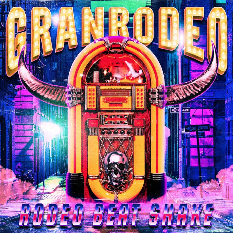 "GRANRODEO/GRANRODEO Singles Collection ""RODEO BEAT SHAKE"" 通常盤_0"
