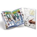 【グッズ-パンフレット】テニスの王子様 公式ビジュアルブック 【テニスの王子様大原画展・事後販売】の画像