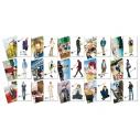 【グッズ-ブロマイド】テニスの王子様 トレーディングブロマイド(全15種) 【テニスの王子様大原画展・事後販売】の画像