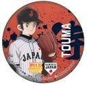 【グッズ-バッジ】侍ジャパン×MIX MEISEI STORY 【缶バッジ2個セット】Aの画像