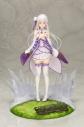 【美少女フィギュア】Re:ゼロから始める異世界生活 エミリア[記憶の旅路] 1/7 完成品フィギュアの画像