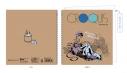 【グッズ-スケッチブック】文豪ストレイドッグス クロッキーブック (1)中島敦【アニメイト限定】の画像