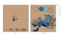 【グッズ-スケッチブック】文豪ストレイドッグス クロッキーブック (2)太宰治【アニメイト限定】の画像