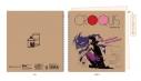 【グッズ-スケッチブック】文豪ストレイドッグス クロッキーブック (3)芥川龍之介【アニメイト限定】の画像