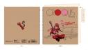 【グッズ-スケッチブック】文豪ストレイドッグス クロッキーブック (4)中原中也【アニメイト限定】の画像
