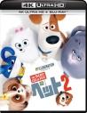 【Blu-ray】映画 ペット2 4K Ultra HD+ブルーレイの画像